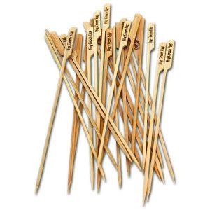 Bamboo Skewers Logo
