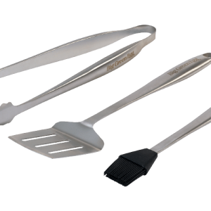 Stainless Steel Grilling Tongs