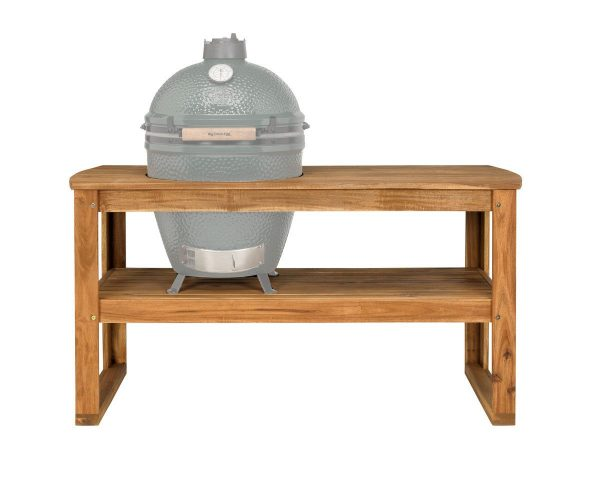 Acacia Table L - excluding casters